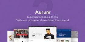 best-minimalist-aurum-woocommerce-theme-download-free