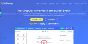 download-free-WordPress-Form-Builder-ARForms-WordPress-Forms-Plugin
